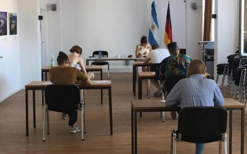 Candidatos CELU 118 en Berlin
