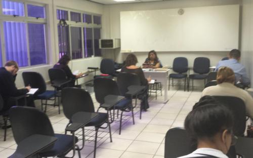Candidatos CELU 118 en Brasilia