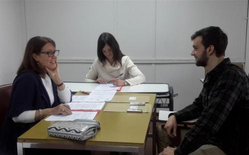 Candidato CELU 118 en Mendoza